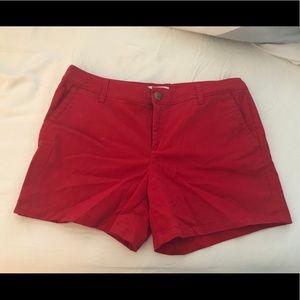 Liz Claiborne Shorts - Liz Claiborne red shorts sized 12